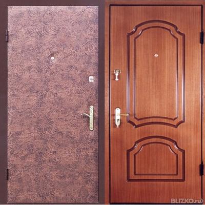 чехов железная дверь