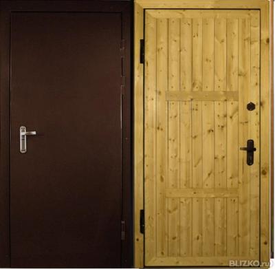 стальные двери с установкой в жуковском