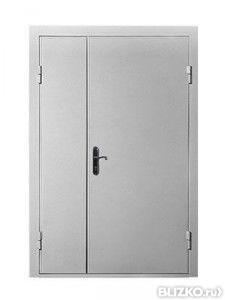 дверь противопожарная металлическая 900х2000