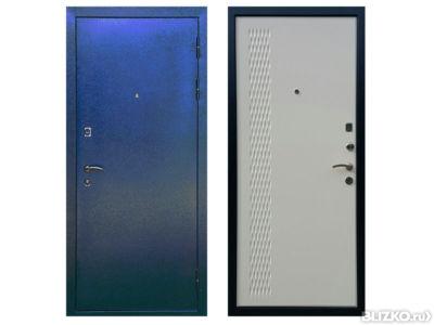 дверь стальной лист