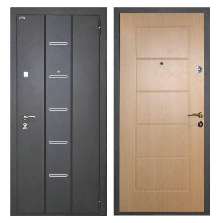 широкие входные двери в офис