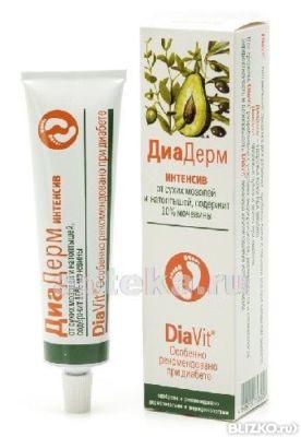 Novosvit бальзам для огрубевшей кожи ступней ног от трещин и потертостей