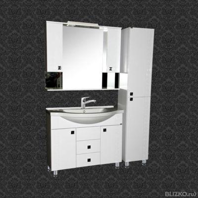 Ванная комната мебель пятигорск Решетка AlcaPlast Buble 550M матовая