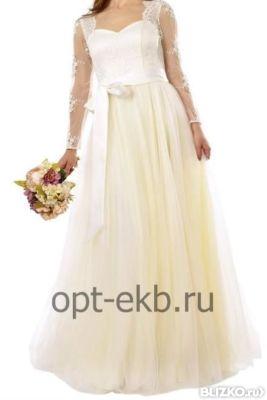 c21bc70b421fff9 Свадебное платье с кружевом Размер 42-46 в Екатеринбурге. Цена ...
