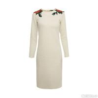 ffec409a2fa Sabellino Платье женское Sabellino из хлопка молочное 7431
