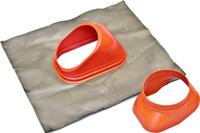 Накладка Ariston 3318010 для крыш с уклоном 12 - 40°, красная