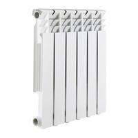 Радиатор секционный алюминиевый ROMMER Optima 500 / Роммер Оптима
